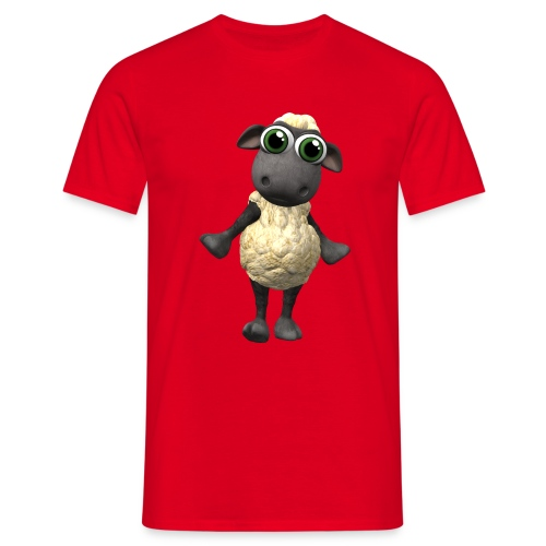 OVEJA FARMERAMA - Camiseta hombre