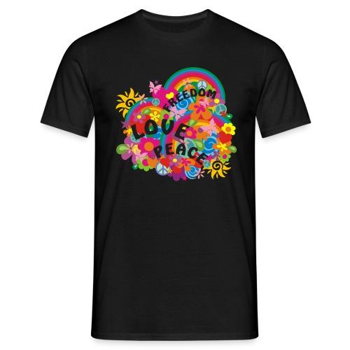 ARCO IRIS-2 - Camiseta hombre