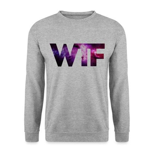 WTF Galaxy - Männer Pullover