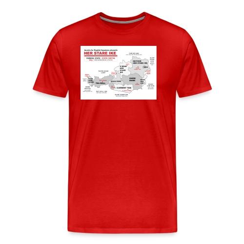 Phonetic Austria - Männer Premium T-Shirt