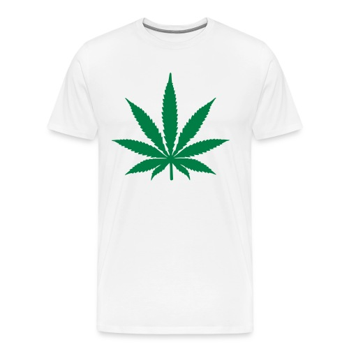 Maglietta Marijuana  - Maglietta Premium da uomo
