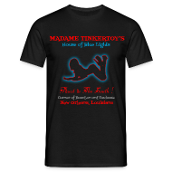 T-Shirts ~ Men's T-Shirt ~ Madame Tinkertoy's Easy Rider