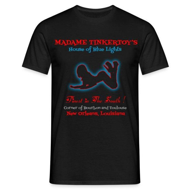 Madame Tinkertoy's Easy Rider