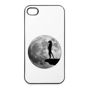 erdmännchen meerkat mond moon afrika niedlich cute T-Shirts - iPhone 4/4s Hard Case
