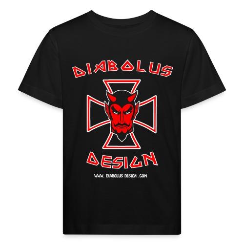 Diabolus Cross Kids T-Shirt - Kids' Organic T-Shirt