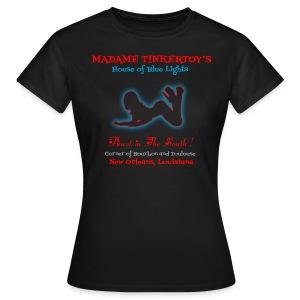 Madame Tinkertoy's Women's T-Shirt Easy Rider  - Women's T-Shirt