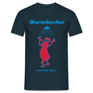 warmduscher - Men's T-Shirt
