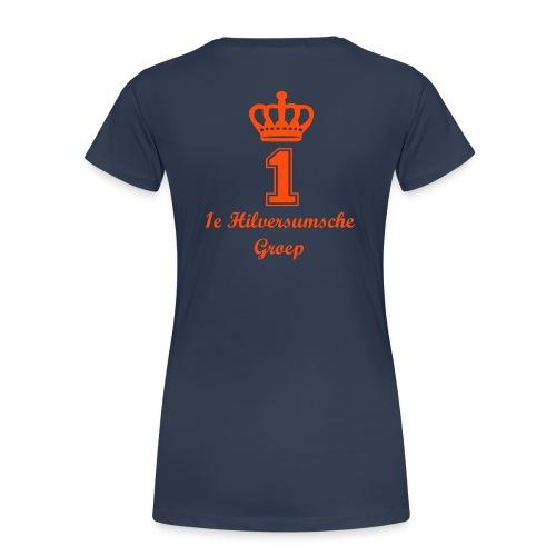 HH T-shirt Vrouwen - Vrouwen Premium T-shirt