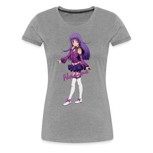 Nadine posing! - Women's Premium T-Shirt
