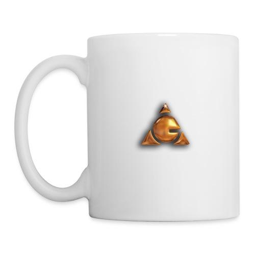 Mug Mister G. (logo seul) - Mug blanc