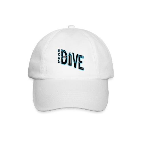 Born to dive - Baseballkappe