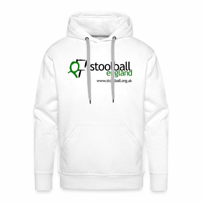 Stoolball England Men's Hoodie