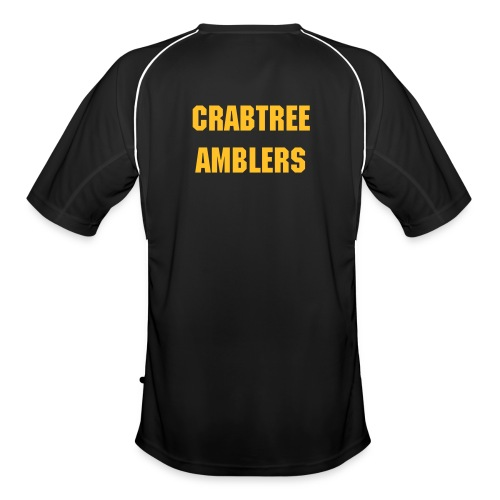 Crabtree Amblers 2014 Official Strip - Men's Football Jersey