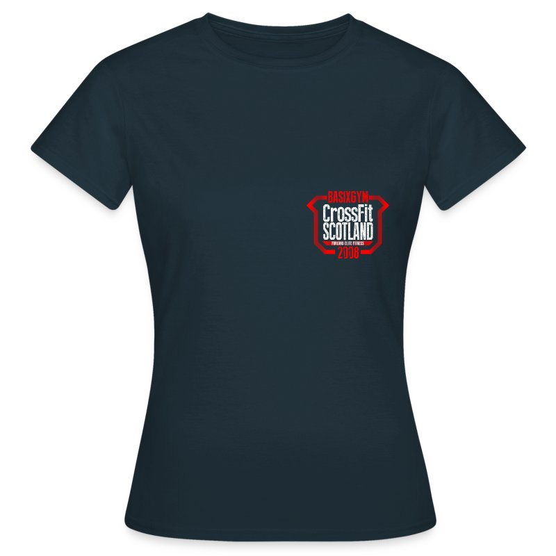 badge1white - Women's T-Shirt