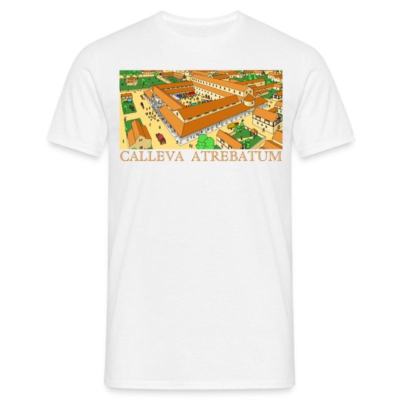 Calleva Atrebatum (Front) - Men's T-Shirt