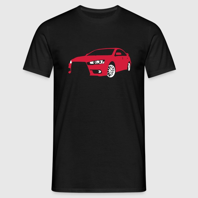 Sports Car T-shirts - Mannen T-shirt