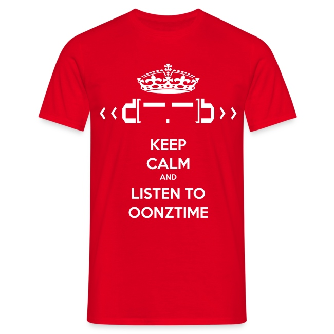 Keep Calm Oonztime