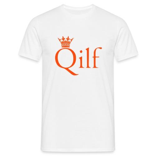 T-shirt met Qilf en kroontje - Mannen T-shirt