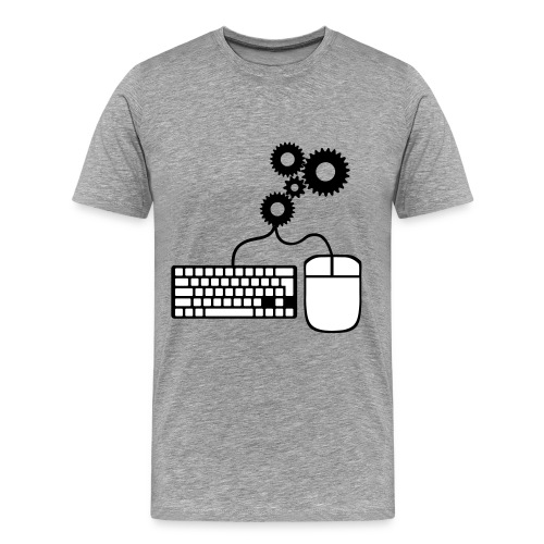 Pc Is My Life ! - T-shirt Premium Homme