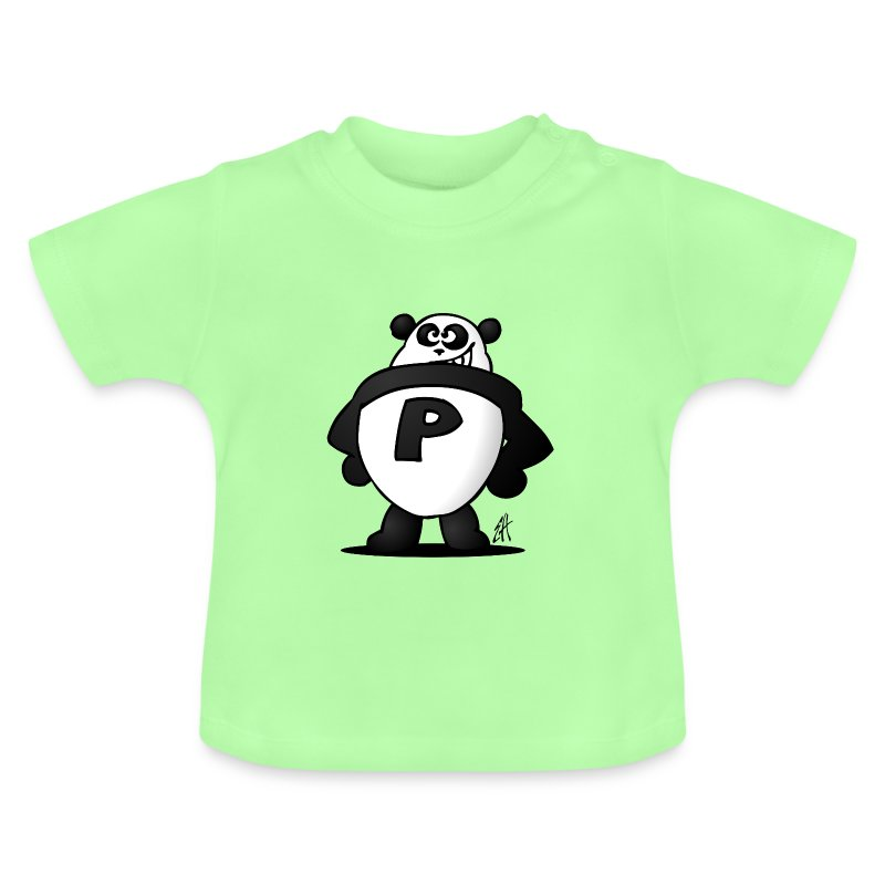 Panda Power - Baby T-shirt