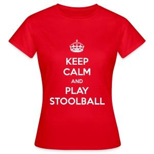 Keep Calm Women's T-Shirt - Women's T-Shirt