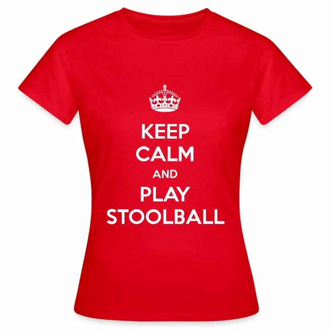 Keep Calm Women's T-Shirt