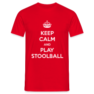 Keep Calm Men's T-Shirt