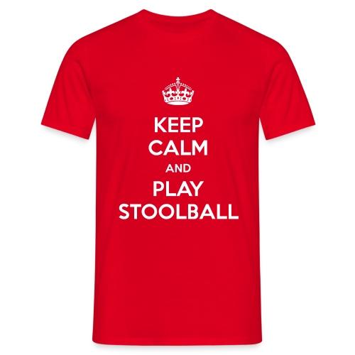 Keep Calm Men's T-Shirt - Men's T-Shirt