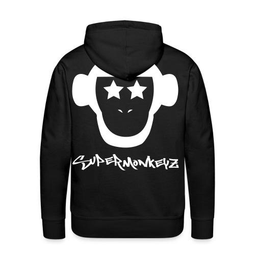 Supermonkeyz stars - Mannen Premium hoodie