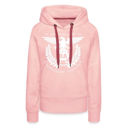 WMNs NMAE Eagle Pink  - Frauen Premium Hoodie
