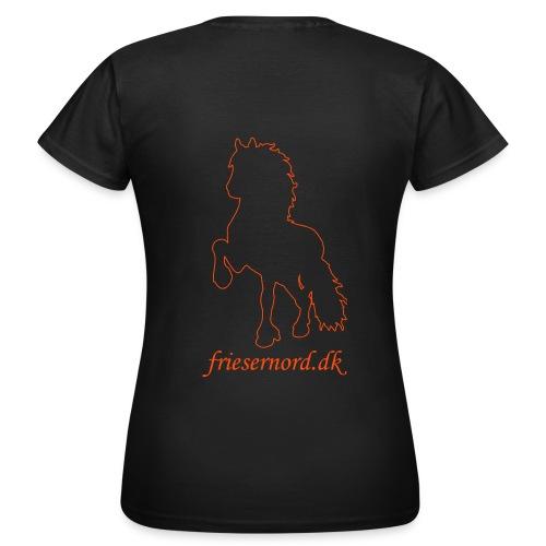 Frieser Nord T-shirt Dame - Dame-T-shirt