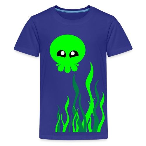 Little Cthulhu - Teenager premium T-shirt