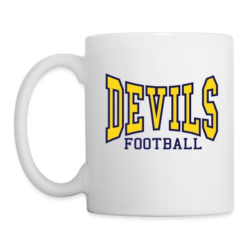 Devils Football Mug - Mug