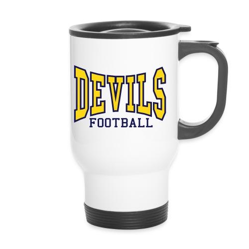 Devils Football Travel Mug - Travel Mug