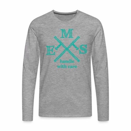 ems Langarmshirt - Männer Premium Langarmshirt
