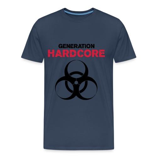 Hardcore - T-shirt Premium Homme