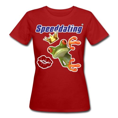 Speeddating - Märchenprinz - Frauen Bio-T-Shirt