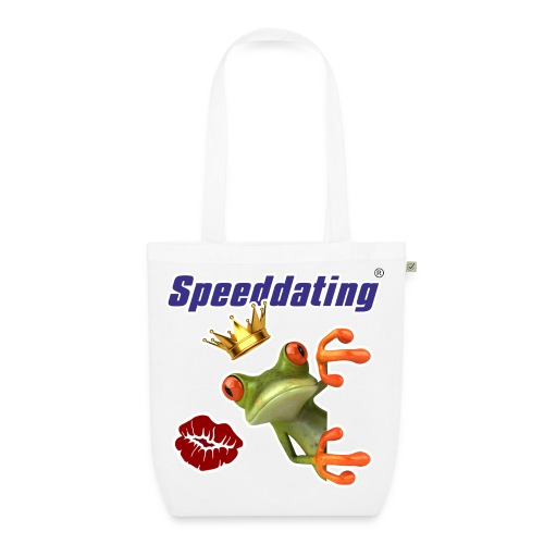 Speeddating - Märchenprinz - Bio-Stoffbeutel