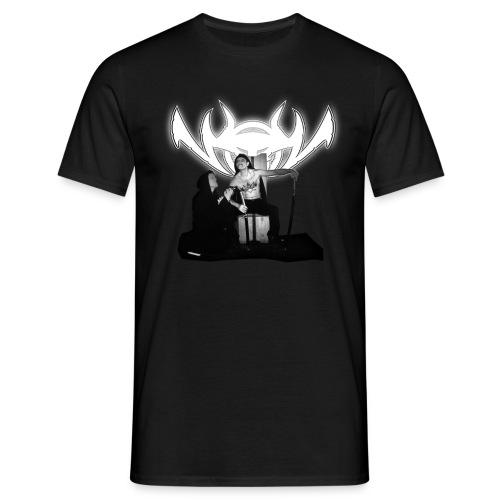 NinjaLiebe F/B - Männer T-Shirt