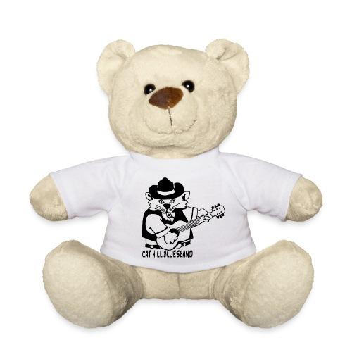 Cat Hill Teddy mit Blueskatze - Teddy