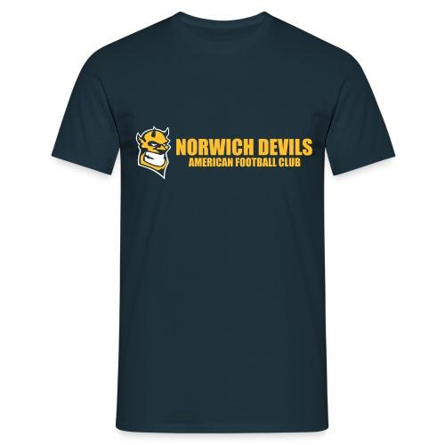 Norwich Devils Player's T-Shirt - Men's T-Shirt