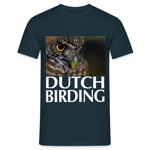 Dwerguil - Mannen standaard T-shirt - Mannen T-shirt