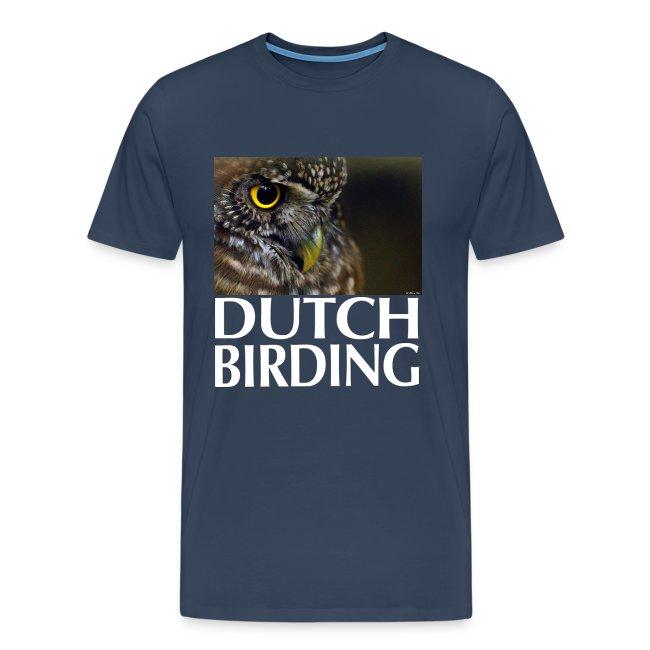 Dwerguil Mannen Premium T-shirt