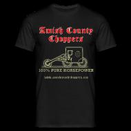 T-Shirts ~ Men's T-Shirt ~ ACC Horsepower T-Shirt