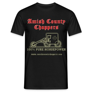 ACC Horsepower T-Shirt - Men's T-Shirt