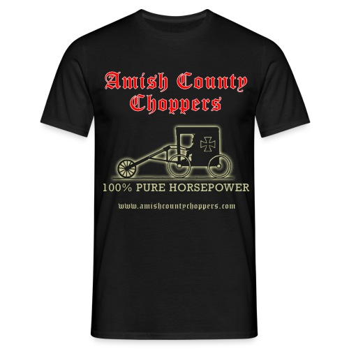 ACC Horsepower T-Shirt - Men's T-Shirt