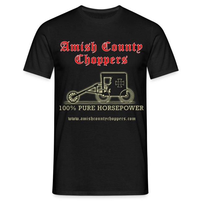 ACC Horsepower T-Shirt