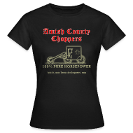 T-Shirts ~ Women's T-Shirt ~ ACC Horsepower Women's T-Shirt