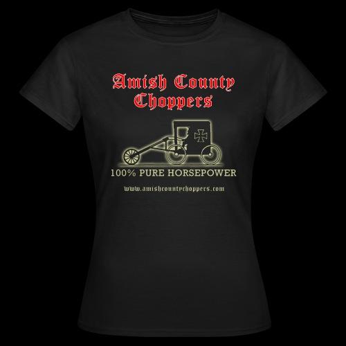 ACC Horsepower Women's T-Shirt - Women's T-Shirt
