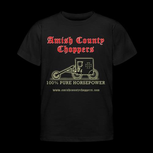 ACC Horsepower Kid's T-Shirt - Kids' T-Shirt